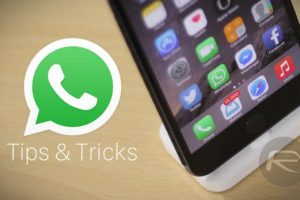 خدع الواتس اب whatsapp للايفون