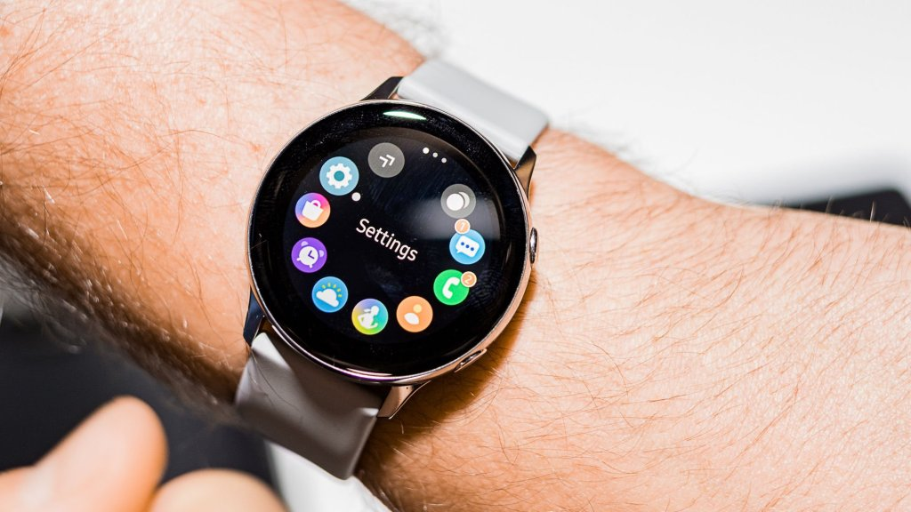 مراجعة Samsung Galaxy Watch active
