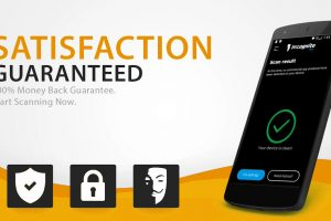 تطبيق Incognito – Spyware Detector and Phone Security للحماية من التجسس